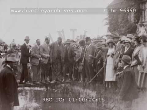 Tiverton Tradition, 1920s - Film 96990