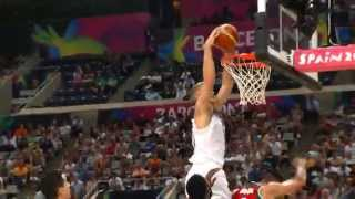 Mason Plumlee: 2014 FIBA World Cup Highlights
