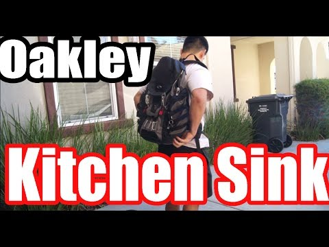 e4079c2141 Oakley Back Pack kitchen sink Product Review · Oakley Back Pack kitchen  sink Product Review · Unboxing Mochila Oakley O Pack 4.0 - Aliexpress