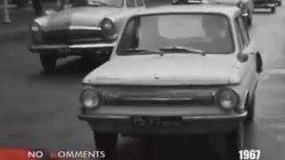 Советский автомобиль ЗАЗ-966В