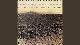 The Desert Music: First Movement (fast)