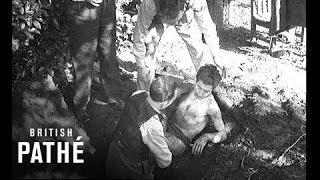 Buried Alive Stunt Goes Wrong (1949)