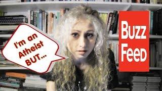 BuzzFeed's Atheism (+ Krauss addendum)