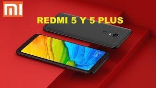 Xiaomi Redmi 5 y 5 Plus  ¿Como lo hacen?