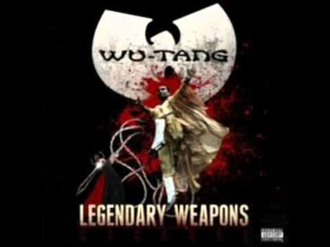 Wu Tang Clan -The Black Diamonds (feat. Ghostface, Roc Marciano and Killa Sin) - Legendary Weapons