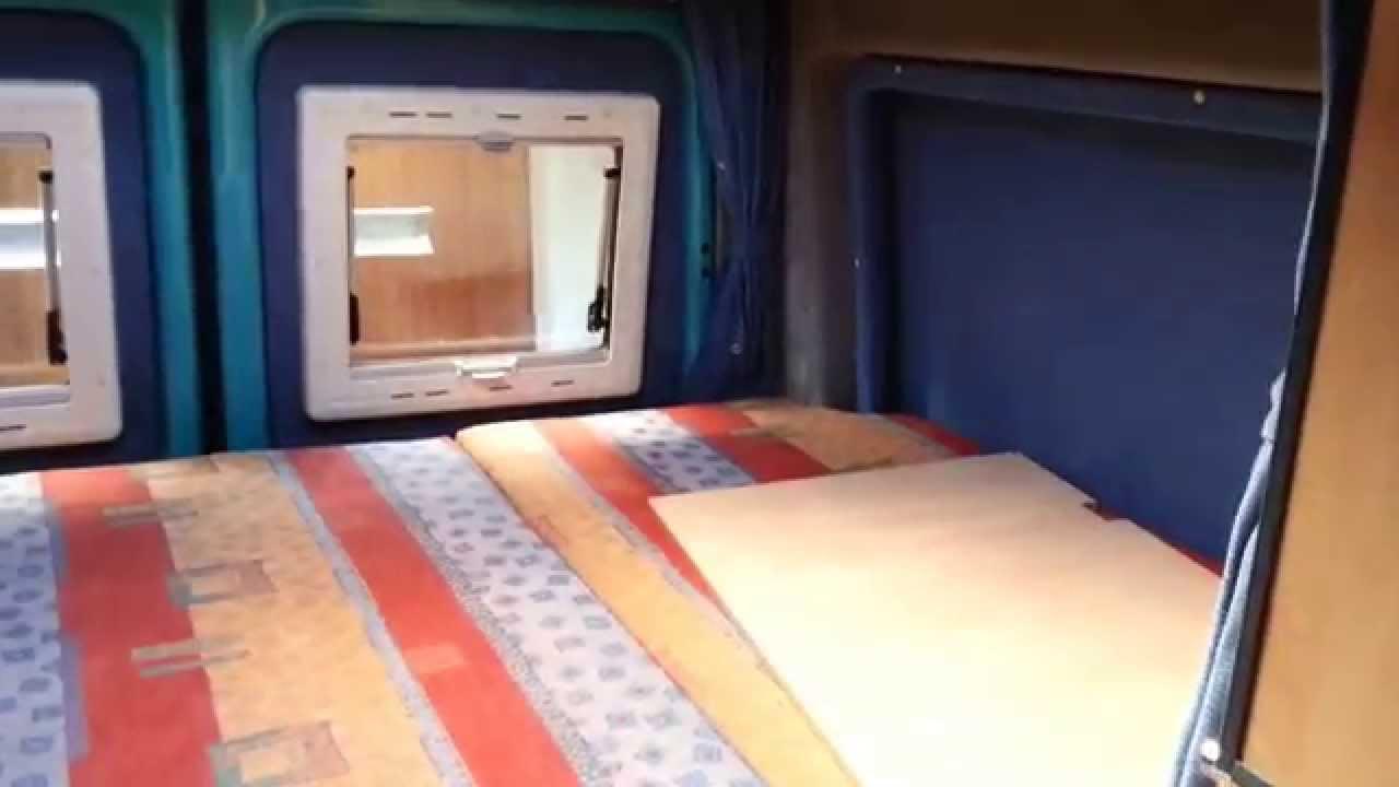 mercedes sprinter 316 cdi mit burow ausbau youtube. Black Bedroom Furniture Sets. Home Design Ideas