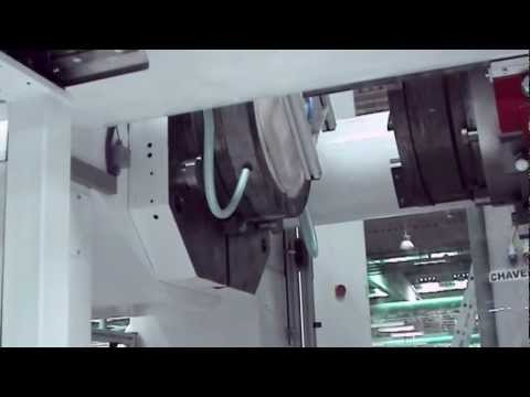 Tableware Pressing - Granulate Feeding - Robotic Fettling - Mechatronic Fettling by SAMA