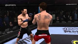 EA SPORTS MMA : Game Features