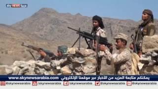 اليمن...تقدم للشرعية على عدة جبهات