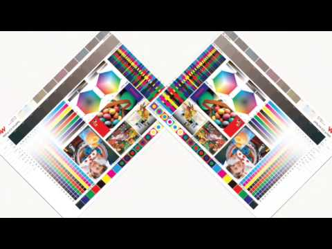 Mimaki Core Technology: Mimaki Target Color Emulator - YouTube