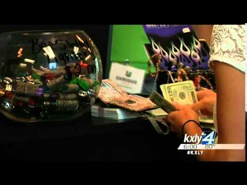 New pot shop opens in Spokane Valley