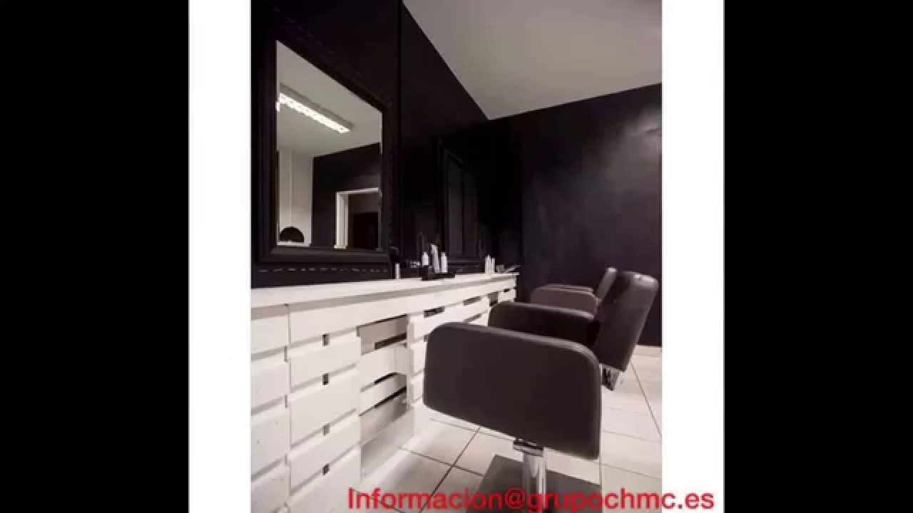 Peluqueria con palets reciclados youtube for Abrir un salon de belleza