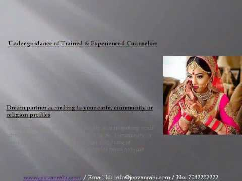 India's Best matrimonial site is jeevanrahi.com