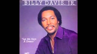 Let Me Have A Dream-Billy Davis, Jr.