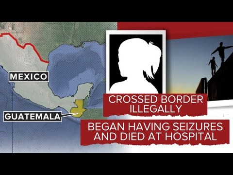 7-year-old girl dies in U.S. custody after entering country illegally