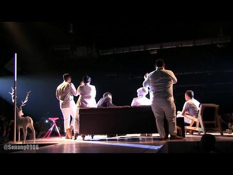 Tulus - Tuan Nona Kesepian @ Konser Gajah Jakarta [HD]