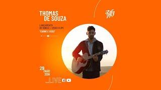 """Thomas de Souza - Lançamento do single """"Carne e Osso"""""""