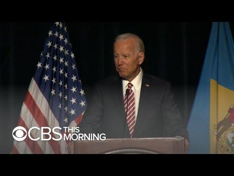 Joe Biden continues to cast shadow over Democratic 2020 field