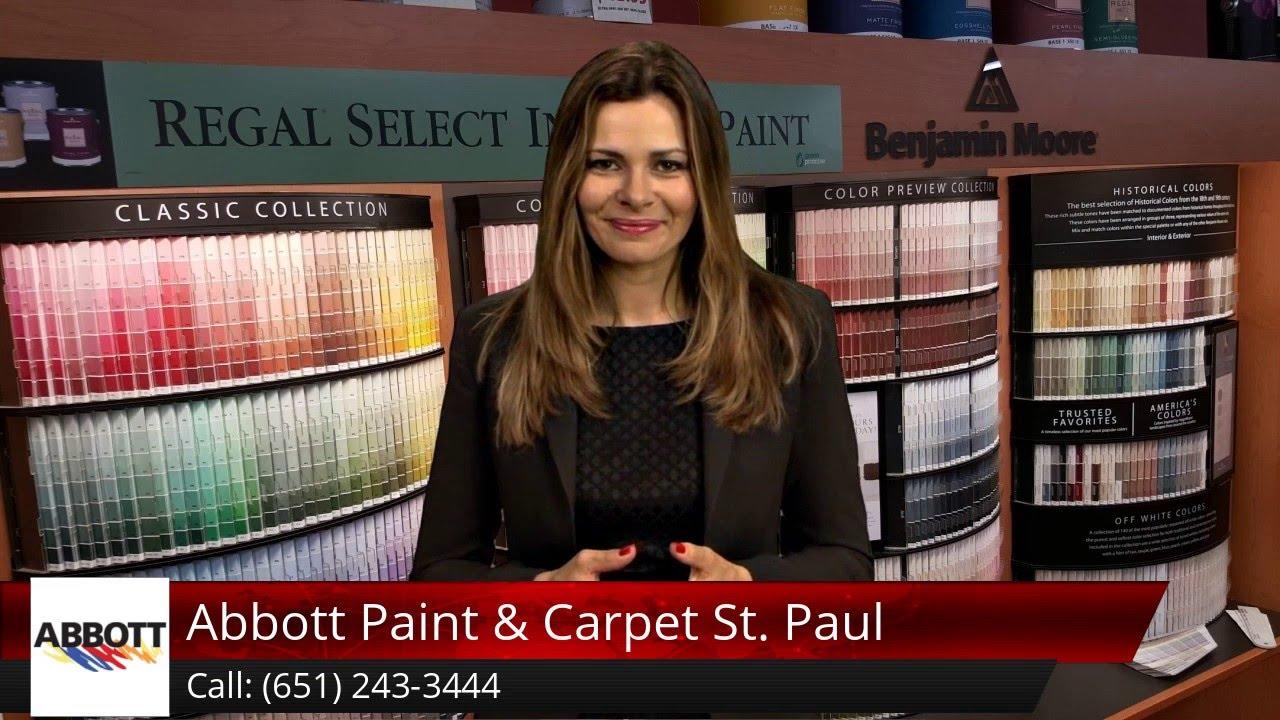Abbott Paint & Carpet - St. Paul Perfect 5 Star Review