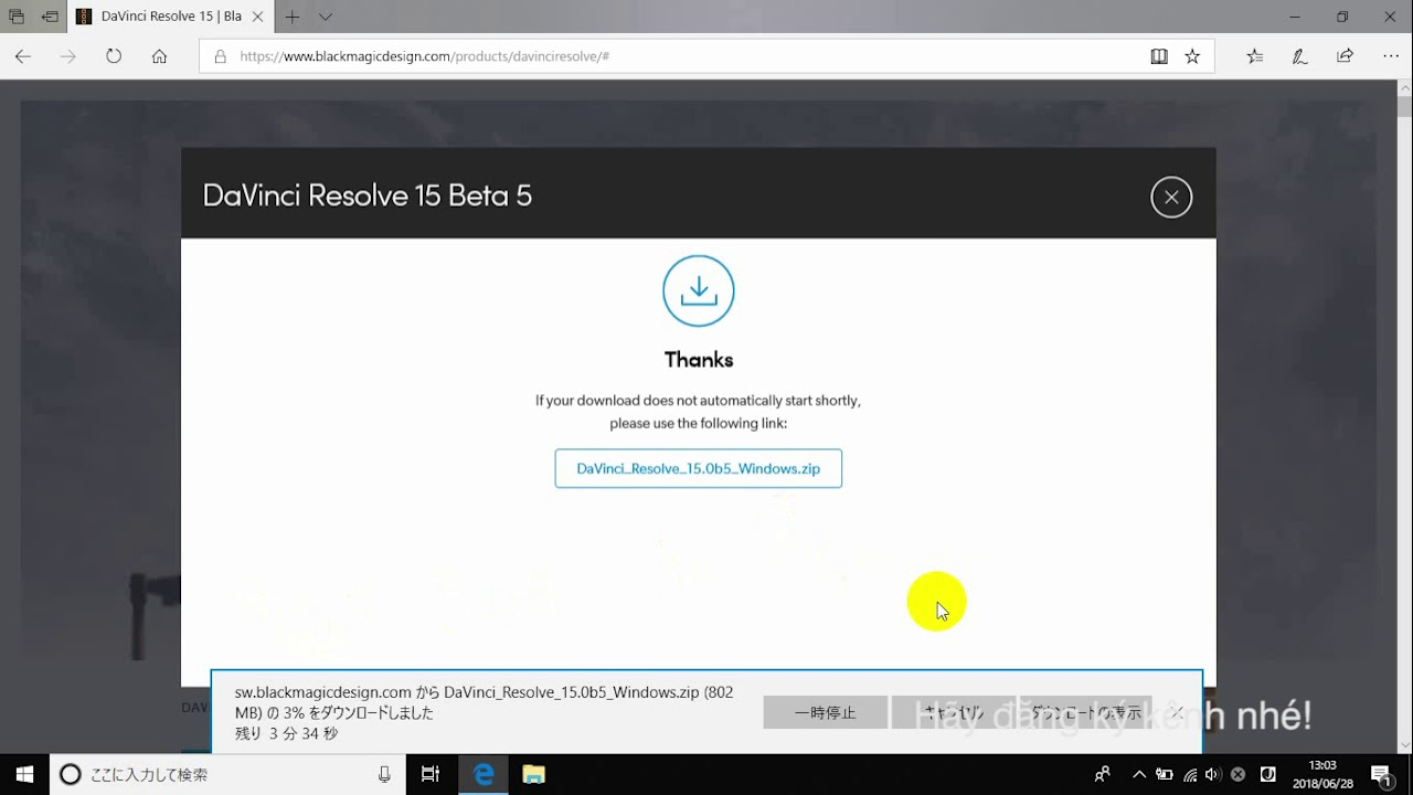 #1 Cách tải và cài đặt Davinci Resolve 15 đơn giản nhất (phần mềm dựng phim miễn phí)