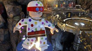LEGO BATMAN 3 - Polka-Dot Man LORE & Gameplay