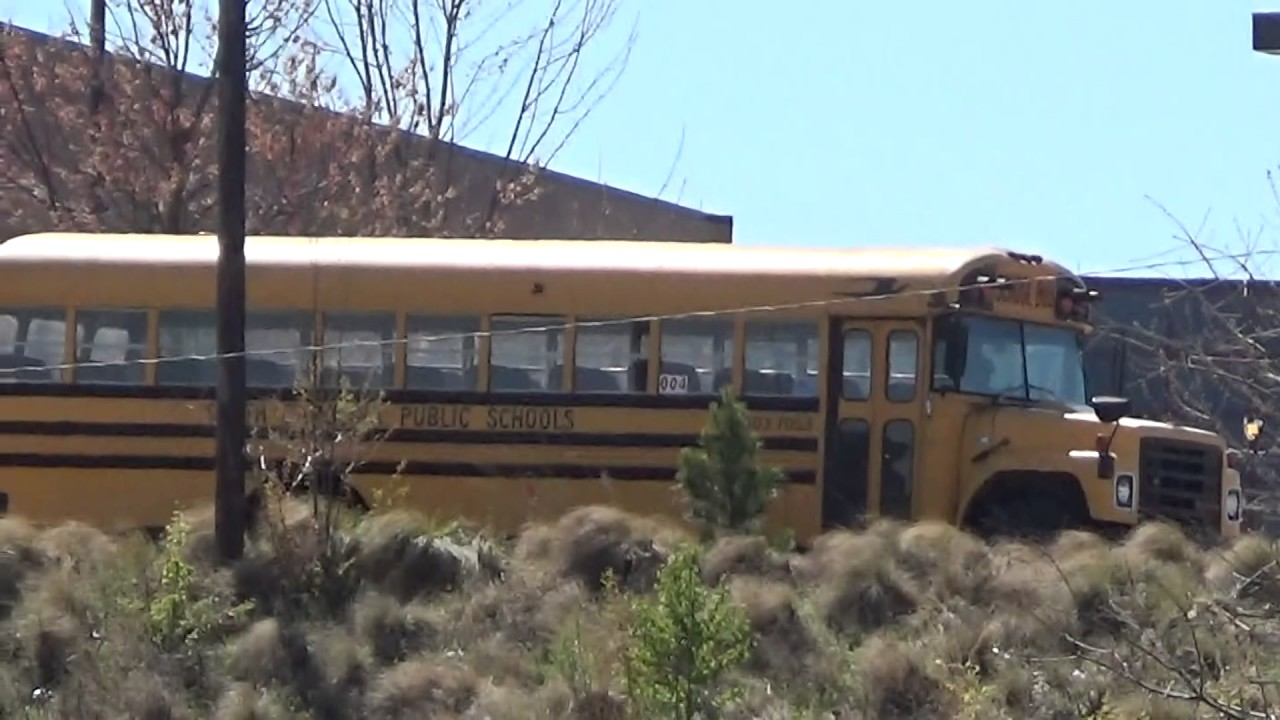 1988 international school bus