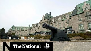G7 summit security crackdown has Quebec City on edge