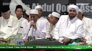 Download lagu PERDAMAS Bersholawat - HABIB SYECH Bin Abdul Qodir Assegaf - GP ANSOR Wotan Panceng Gresik Part 1