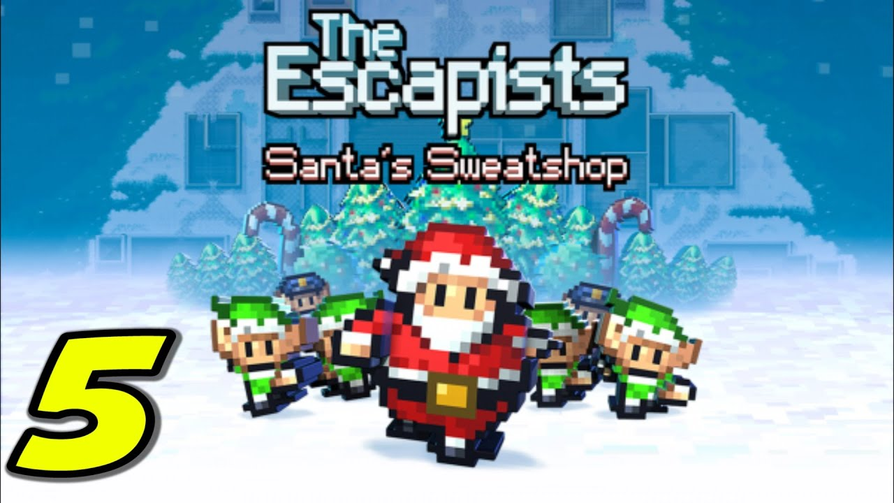 Minecraft | ESCAPING THE PRISON!! | Escapists 2 Custom Map ...
