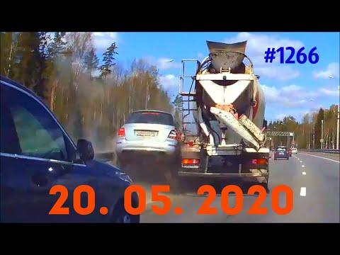 ☭★Подборка Аварий и ДТП от 20.05.2020/#1266/Май 2020/#авария