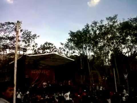 Hero Fest - Scimmiaska dengarkan (Cibatu)