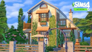 Sims 4 Summer Cottage 🌻 Speed Build 🌻  no CC