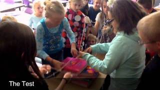 Mrs. Nemeth's Fourth Grade Suspension Bridge Building