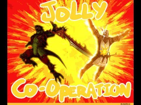 Jolly COOPeration!! Resident Evil 5 w/Devilblade911 Episode 1