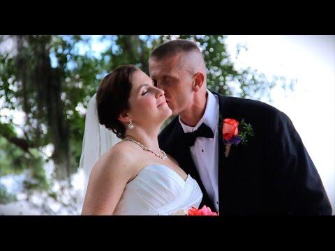 Tom and Lynn's Wedding in Bainbridge, GA