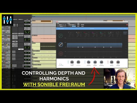 How to Control Depth and Harmonic Content with frei:raum