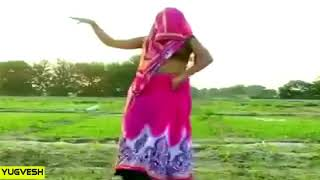 HOT BHABHI DANCE VIDEO   Indian village bhabhi dance video   #YUGVESH