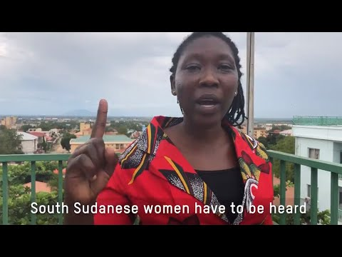 Piece of Her Mind: Using Radio for Peace in South Sudan