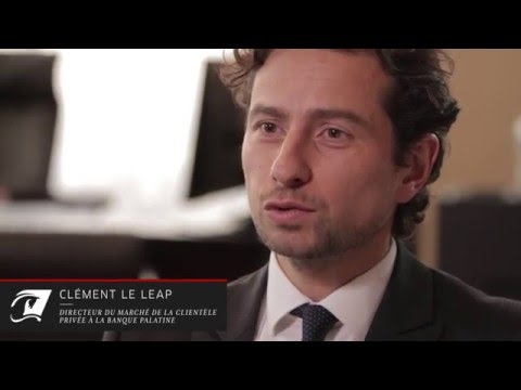 Expertise clientèle patrimoniale : Clément Le Léap, directeur du marché de la clientèle privée