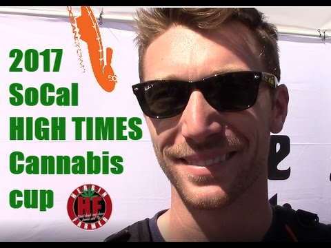 Herbin Farmer-High Times Cannabis Cup SoCal 2017 Ft. Greengenes Garden, CrazyDago & Medically Fit