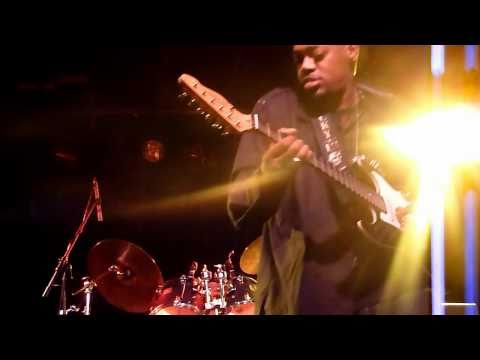 Eric Gales Plays Hendrix, Hey Joe