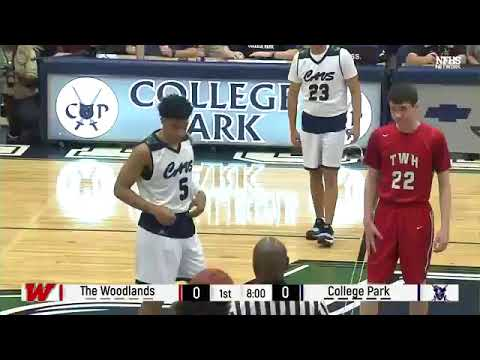 2018 College Park 87 vs The Woodlands 79