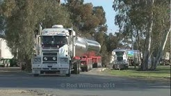 The milk run : Trucking down under