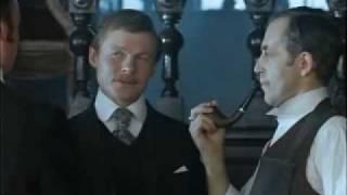 Холмс и Ватсон - знакомство
