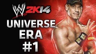 WWE 2K14 30 Years of Wrestlemania - Universe Era Gameplay Walkthrough Part 1