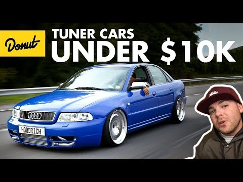 Best Tuner Cars Under 10k | The Bestest | Donut Media