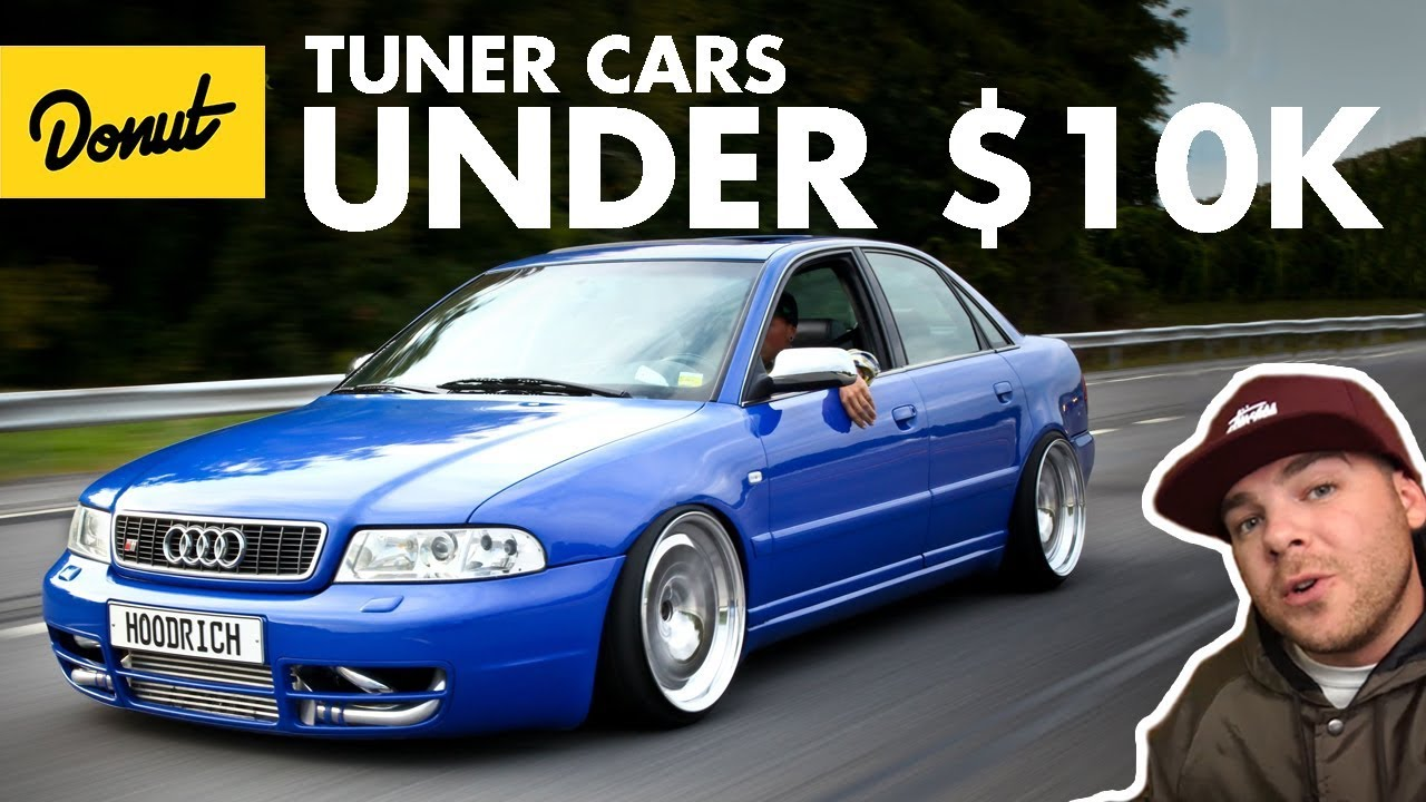 Best Tuner Cars >> Best Tuner Cars Under 10k The Bestest Donut Media Youtube