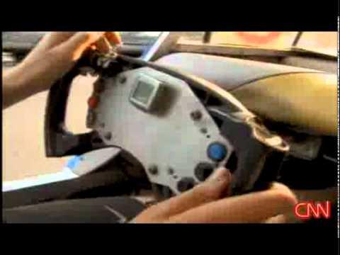 Primul Taxi Solar din lume