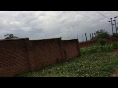Walking home in Lilongwe