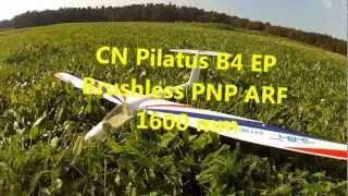 DMT Pilatus B4 1600